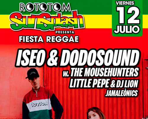 ROTOTOM SUNSPLASH LAUNCH PARTY 2019 FUENGIROLA - Marenostrum